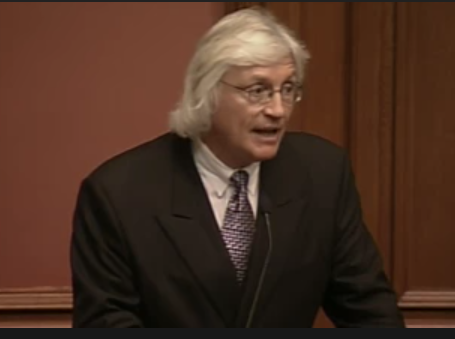 Tom Mesereau -Speech at Harvard Law School