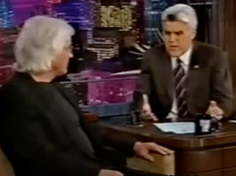 Tom Mesereau interview with Jay Leno on the Tonight Show, 2005
