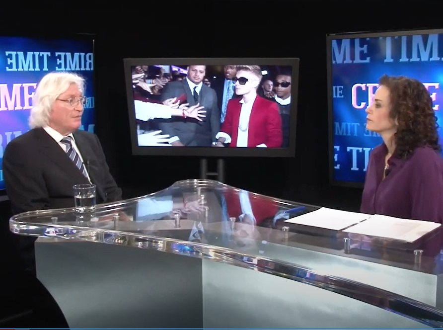Tom Mesereau discusses Justin Bieber, the media and celebrity justice, The Lip TV, 2014