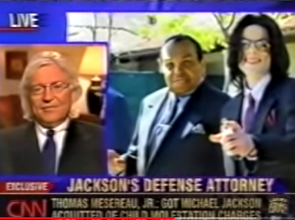 Larry King interviews Michael Jackson's Attorney Tom Mesereau - Part 5 of 6